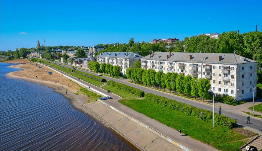 Beaches in Kostroma
