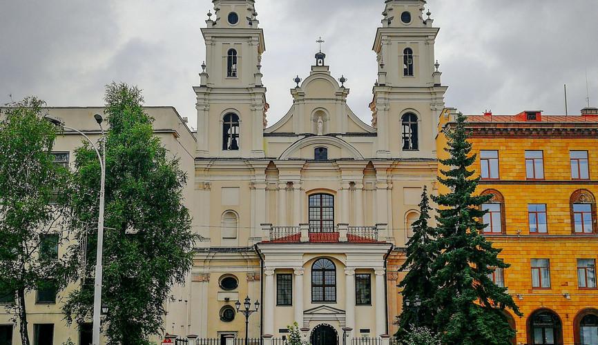 Собор Девы Марии, Минск