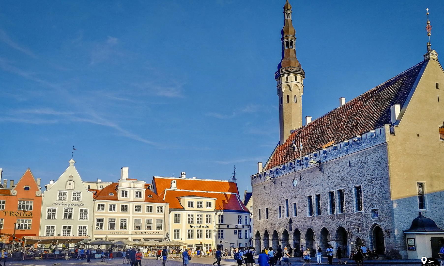 Ратушная площадь, Таллин