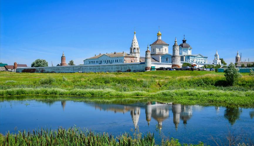 Бобренев монастырь, Коломна