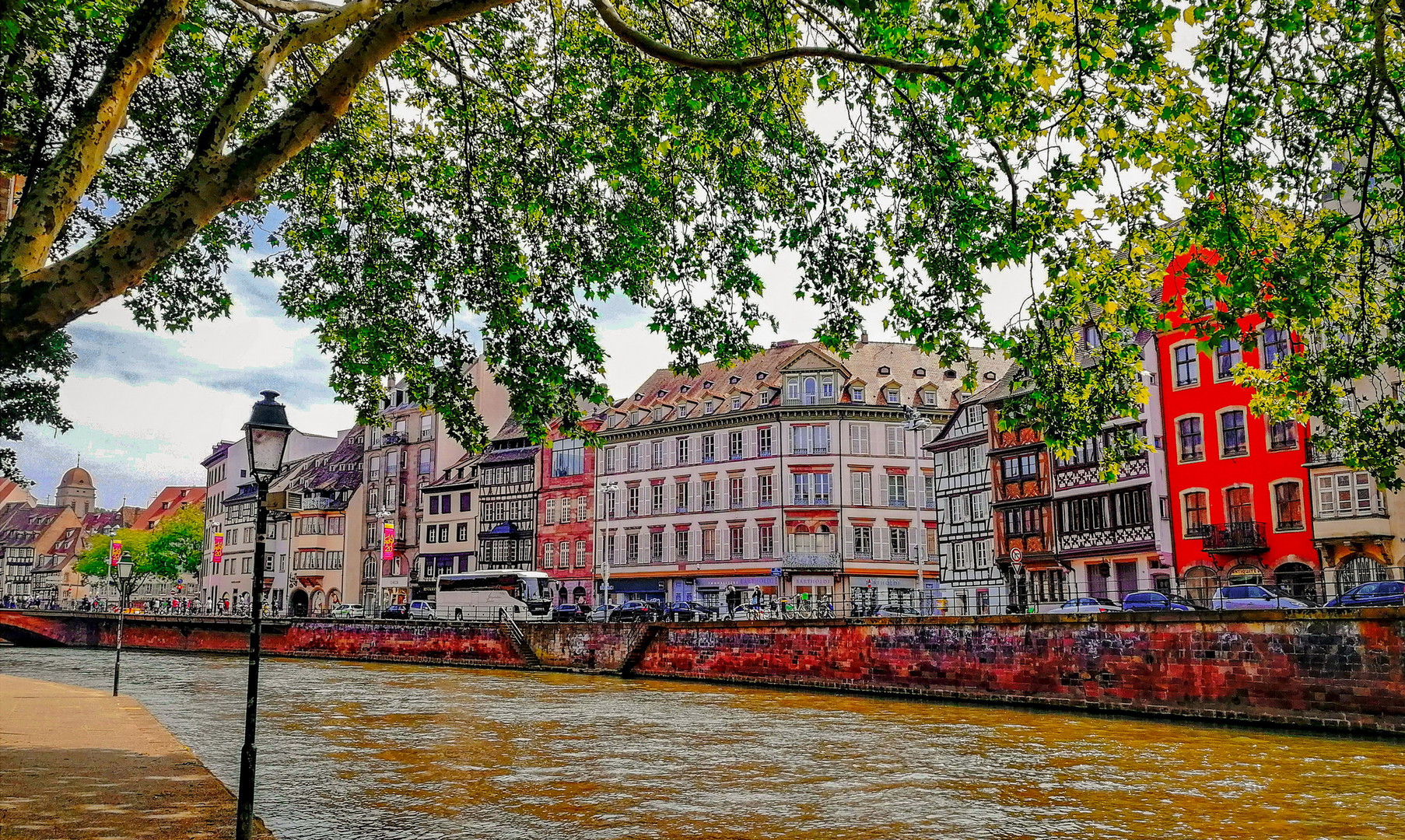 Набережные Страсбурга