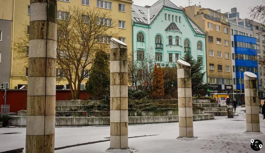 Центр города Братислава