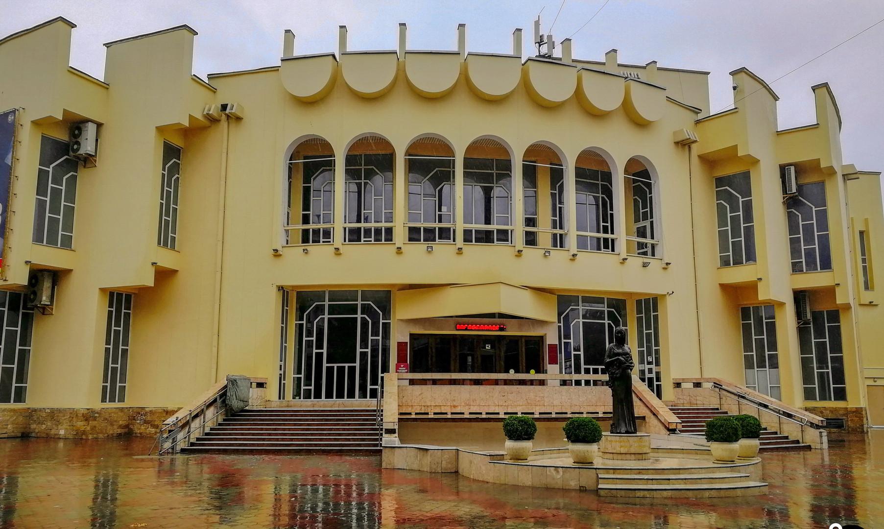 Кумыкский театр, Махачкала