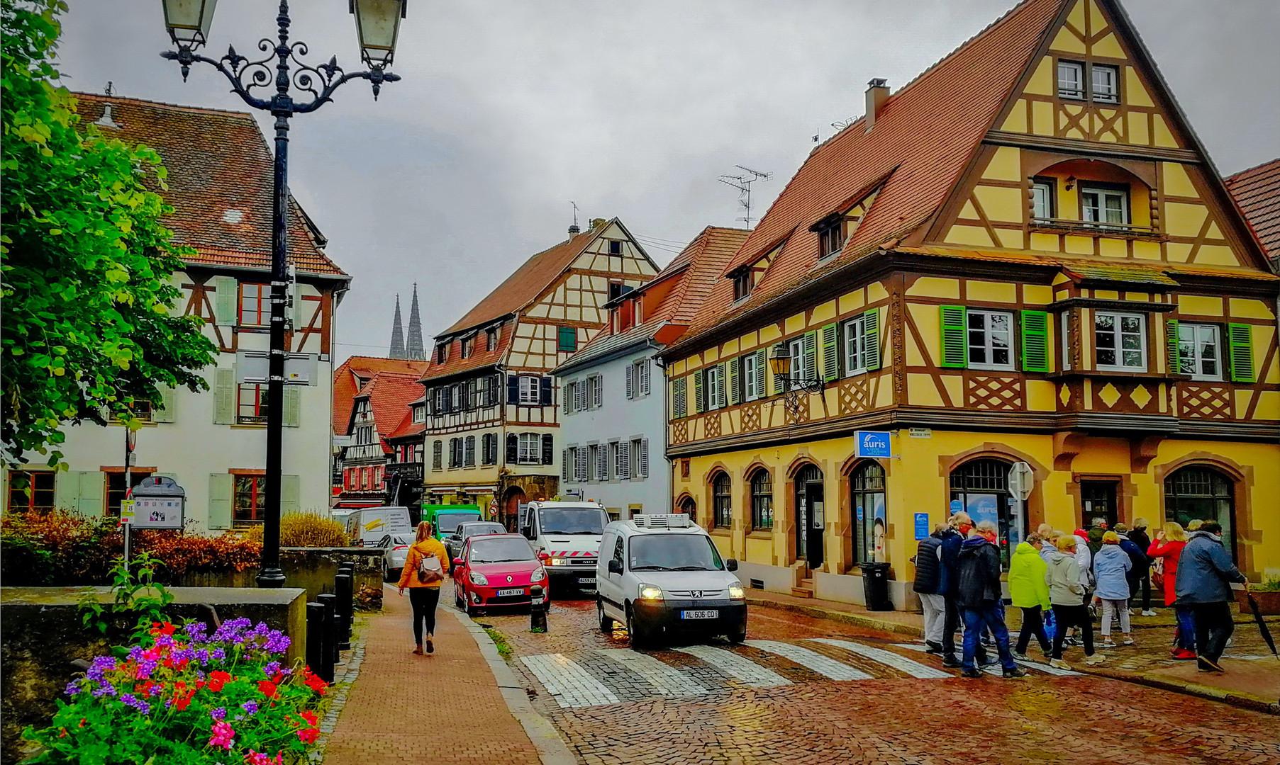 Старый город Оберне
