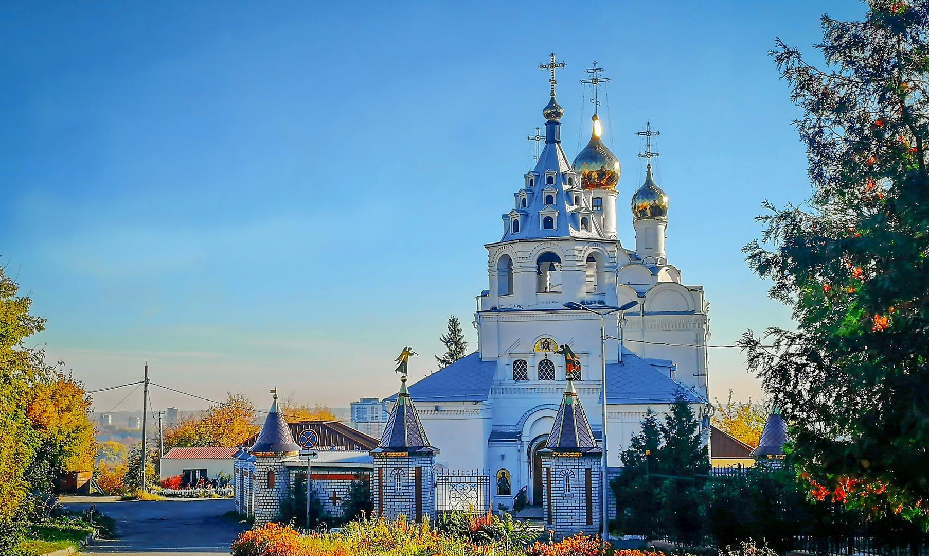Петропавловский монастырь, Брянск