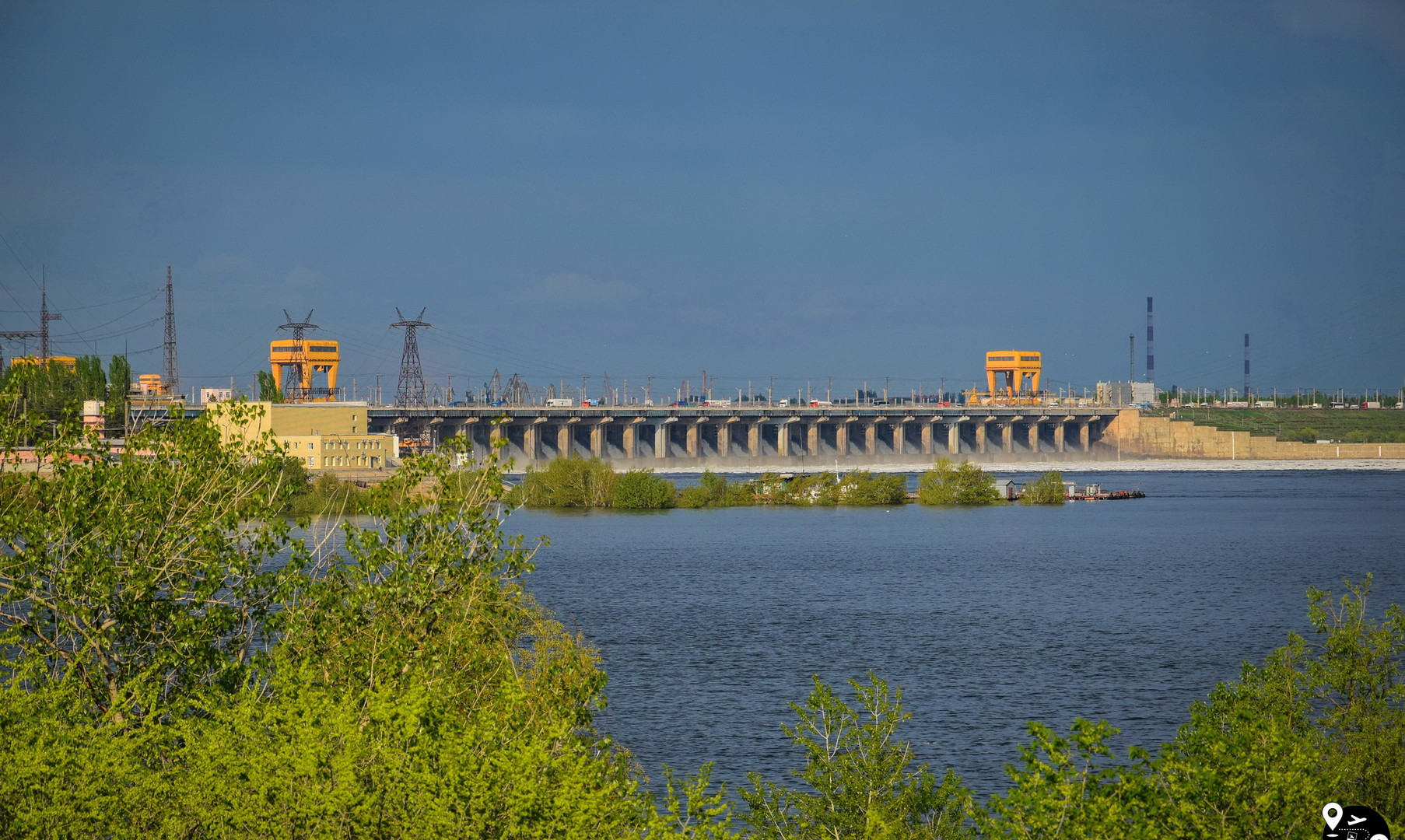 Волжская ГЭС, Волгоград
