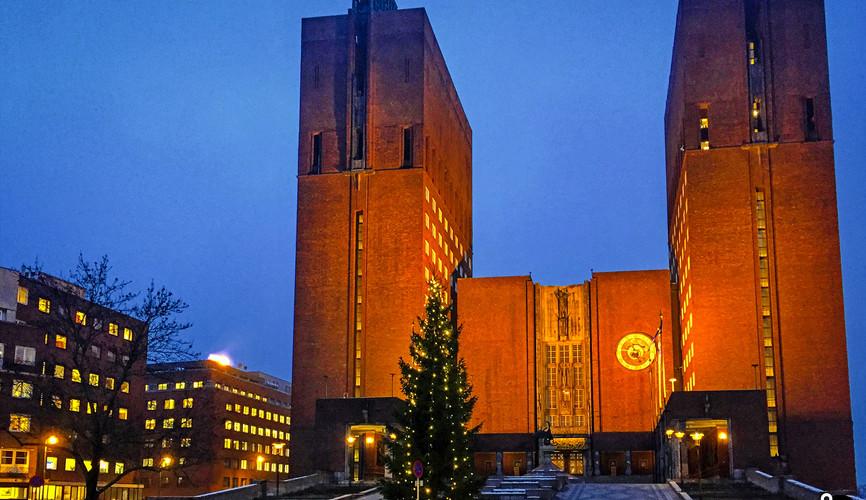 Городская ратуша, Осло