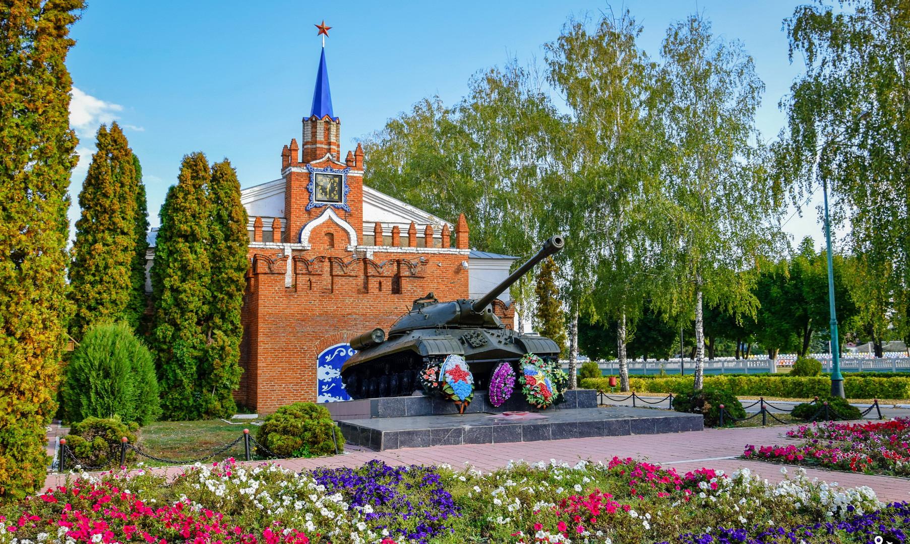 Мемориал ВОВ, Лев Толстой