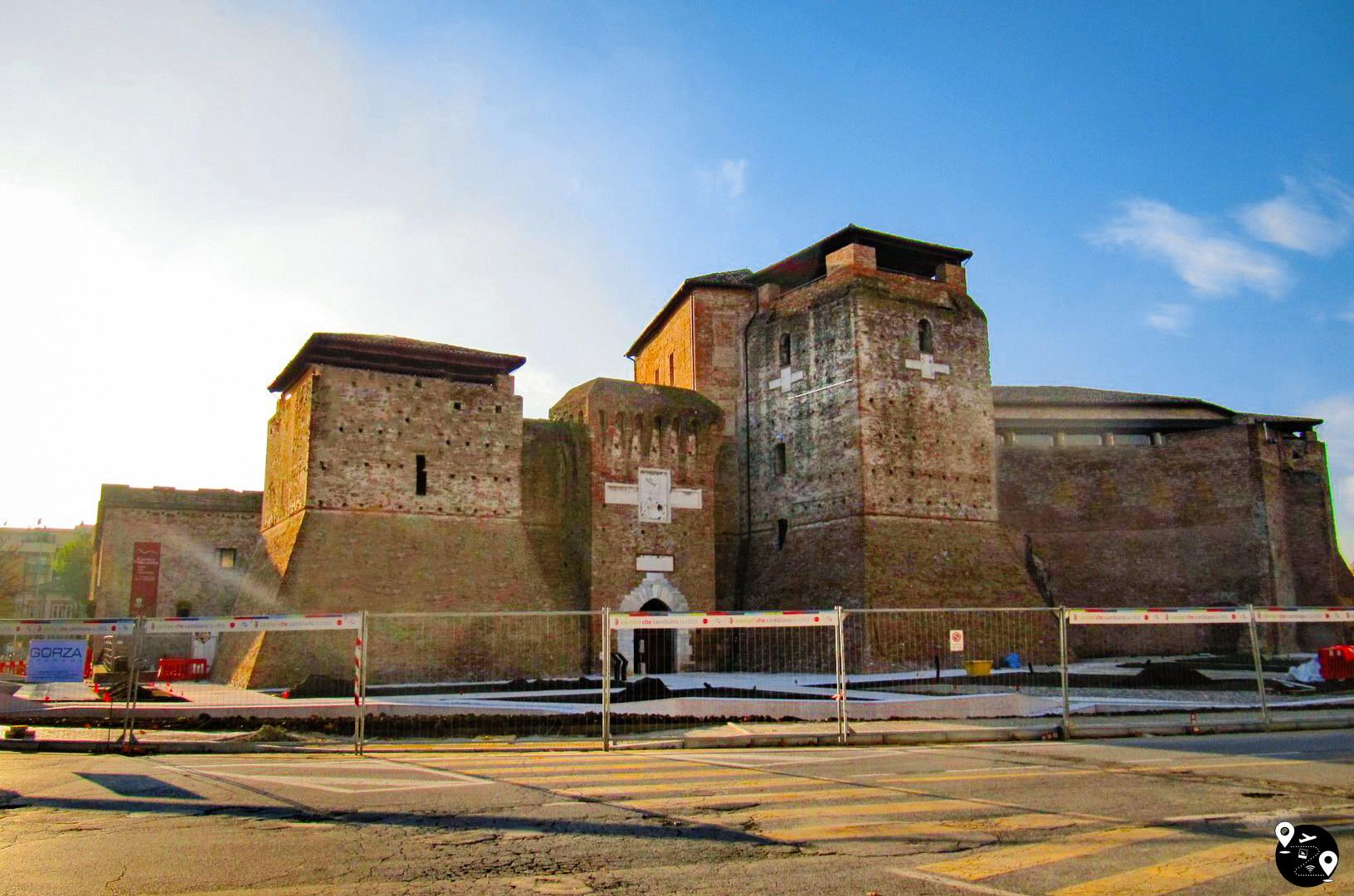 Замок Сисмондо, Римини
