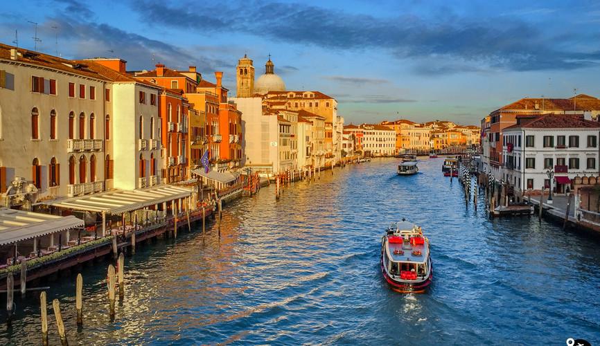 Гранд-Канал, Венеция