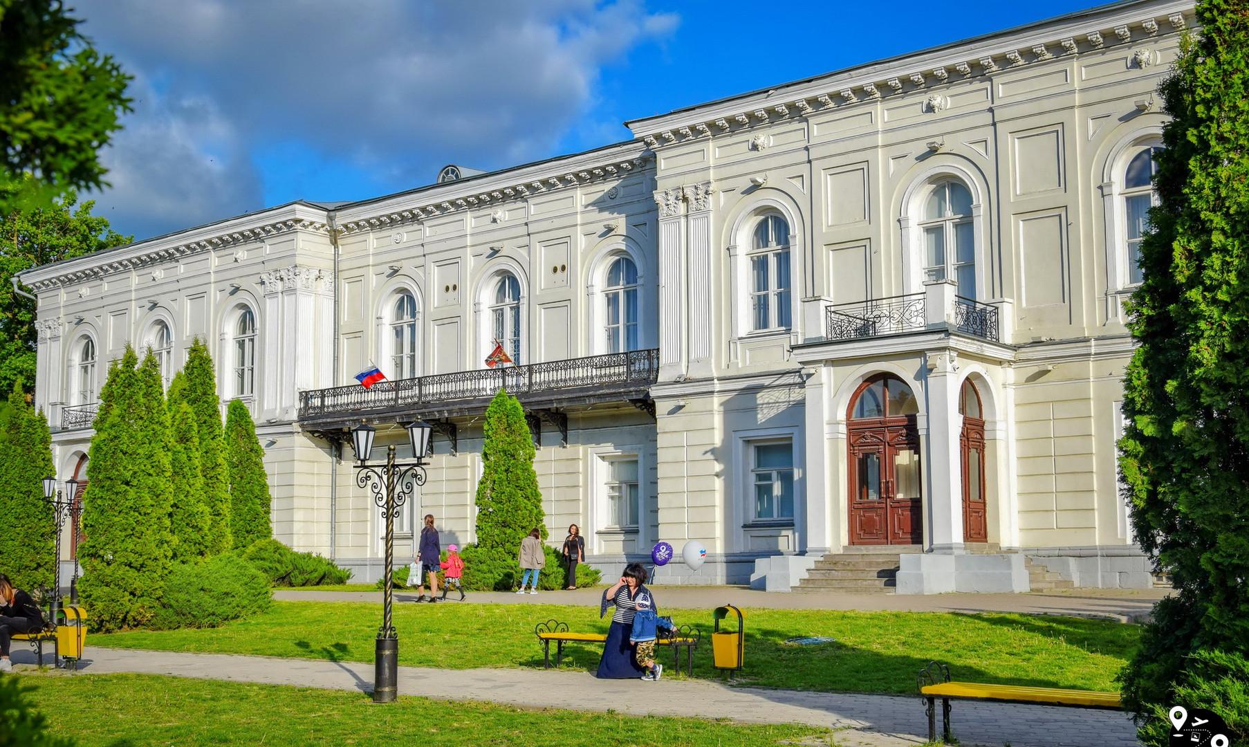 Дворец атамана, Новочеркасск