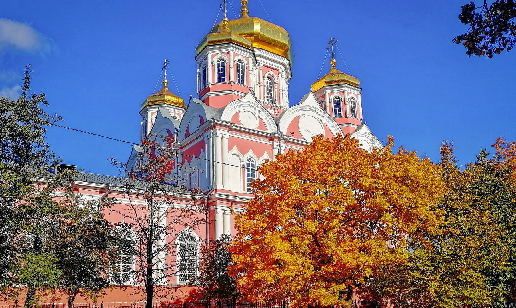 Смоленская церковь, Орёл