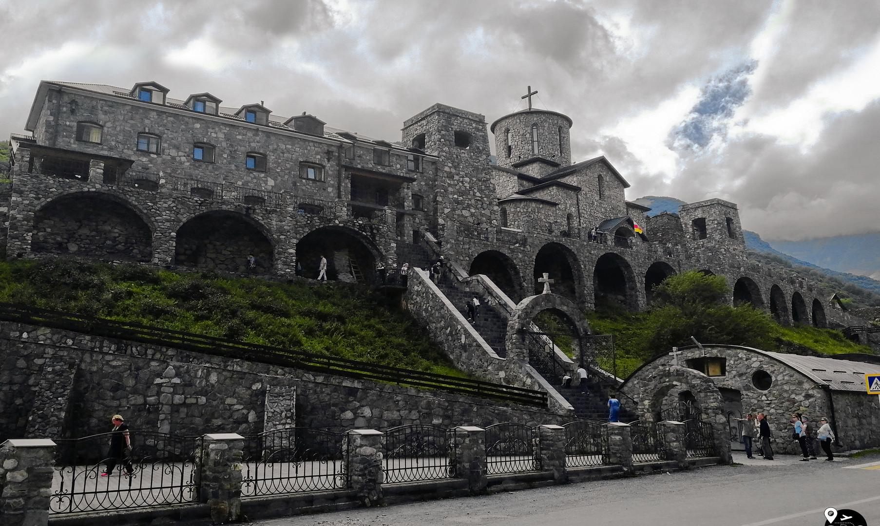 Аланский Успенский монастырь, Хидикус