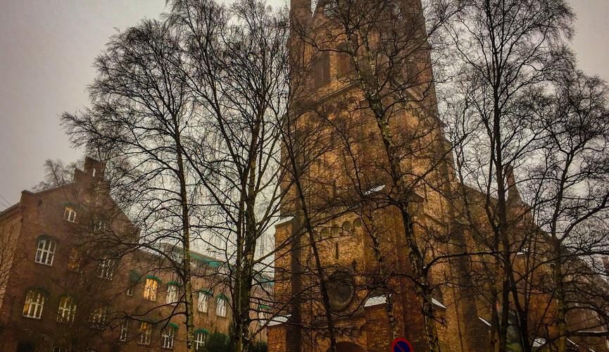 Церковь Гронланд, Осло