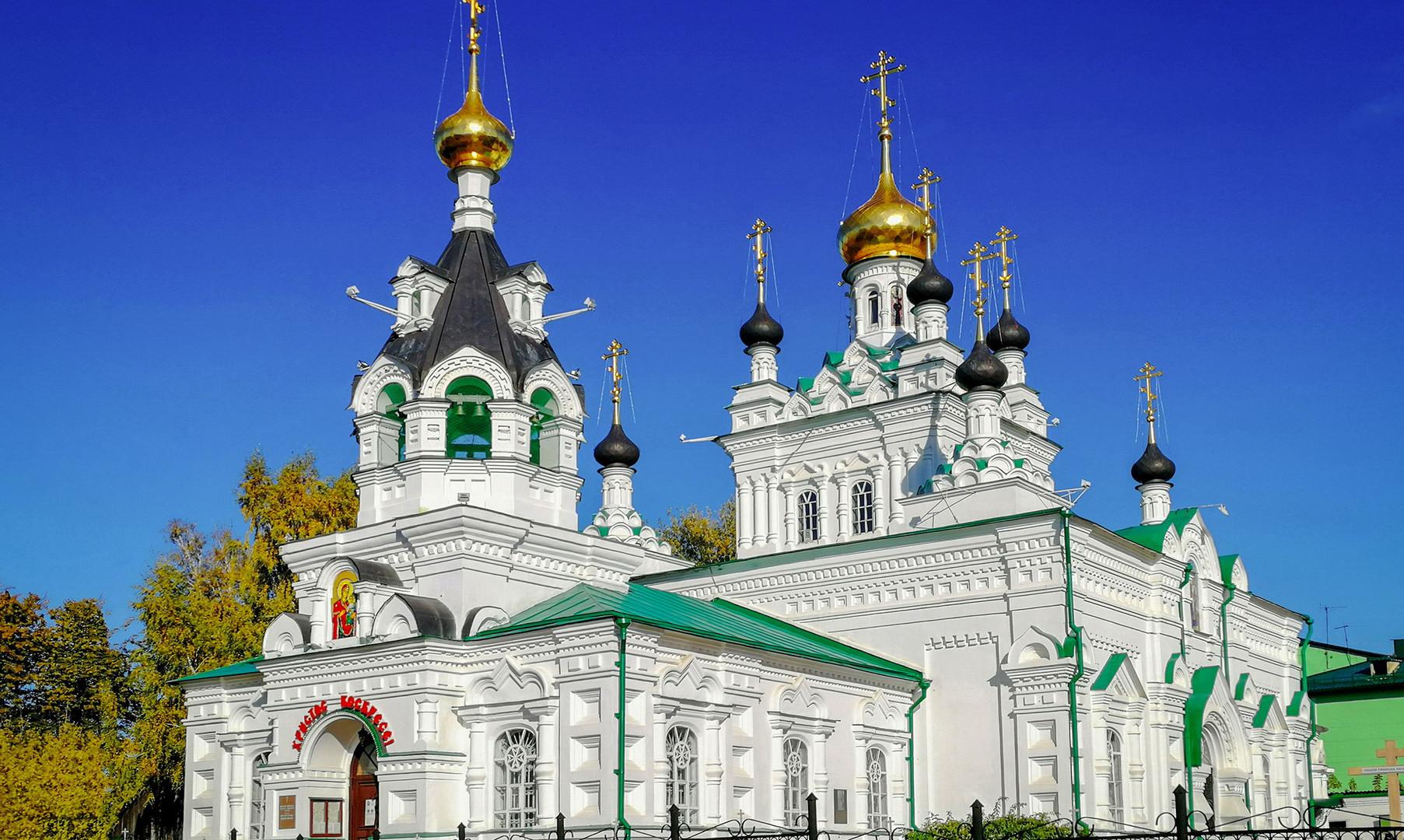 Иверская церковь, Орёл
