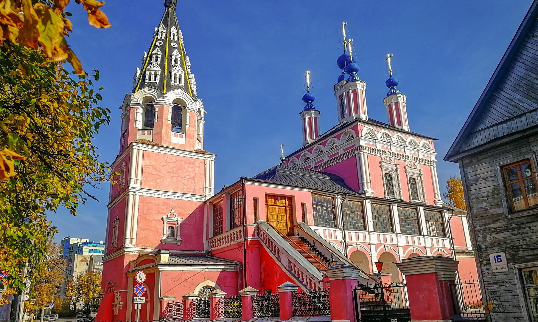 Свято-Георгиевский собор, Калуга