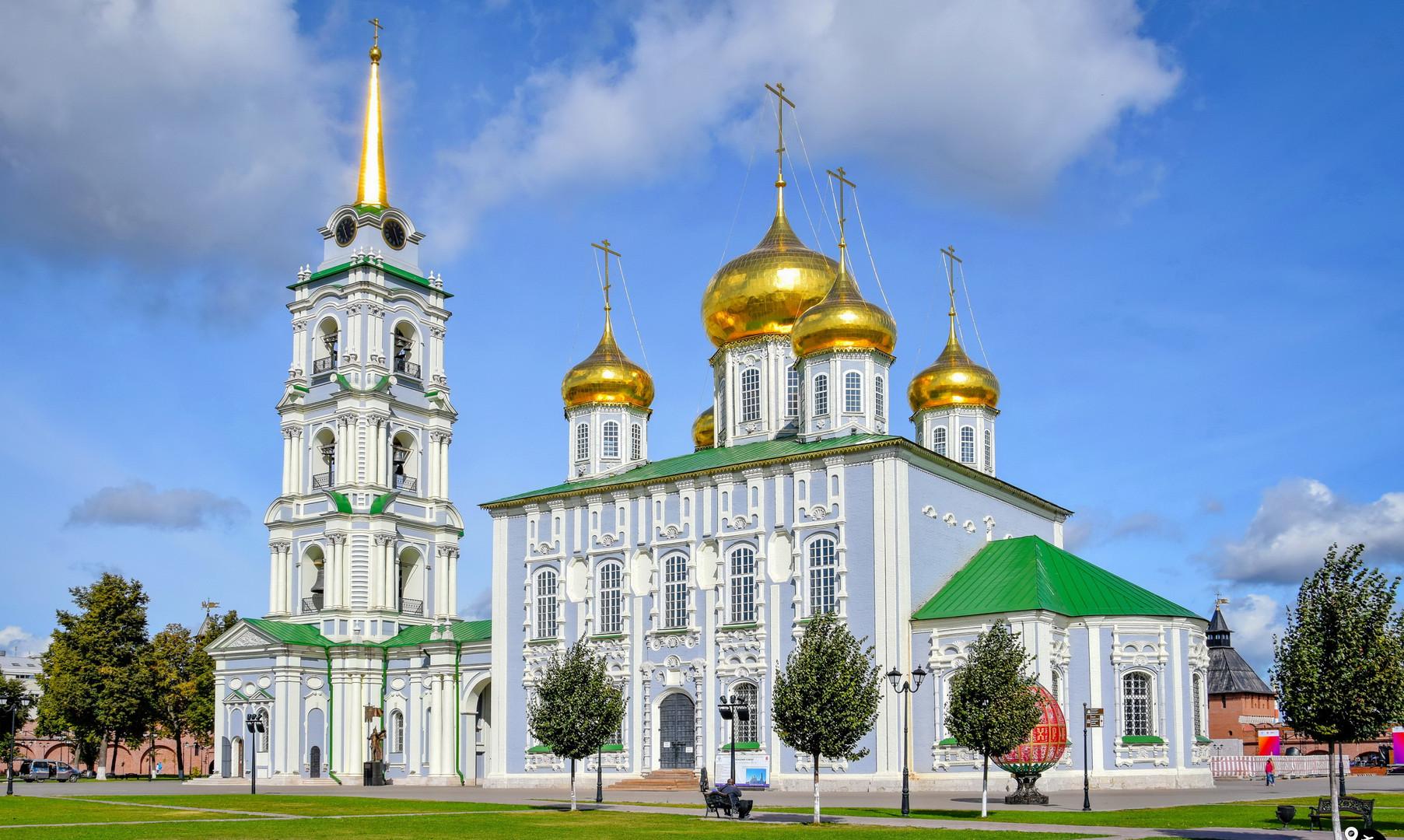 Успенский собор Тульского кремля, Тула