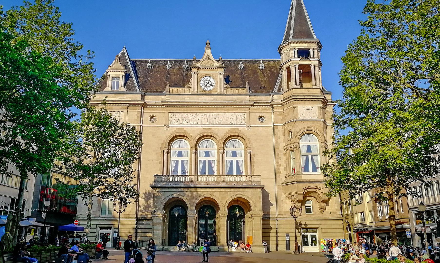 Cercle Cité Luxembourg