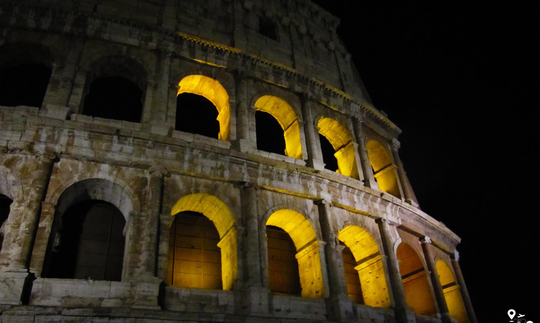Римский Колизей, Рим
