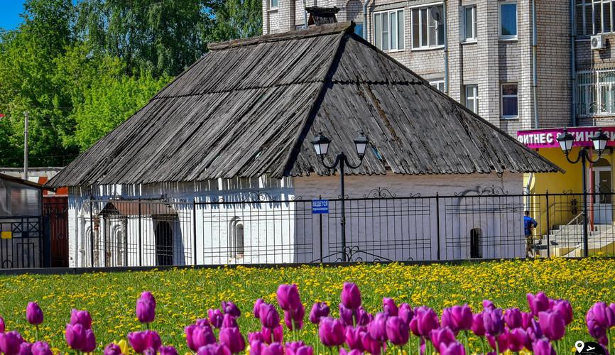 Щудровская палатка XVII века, Иваново