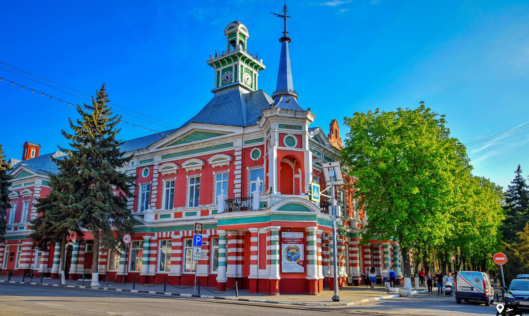 Азовский исторический музей, Азов