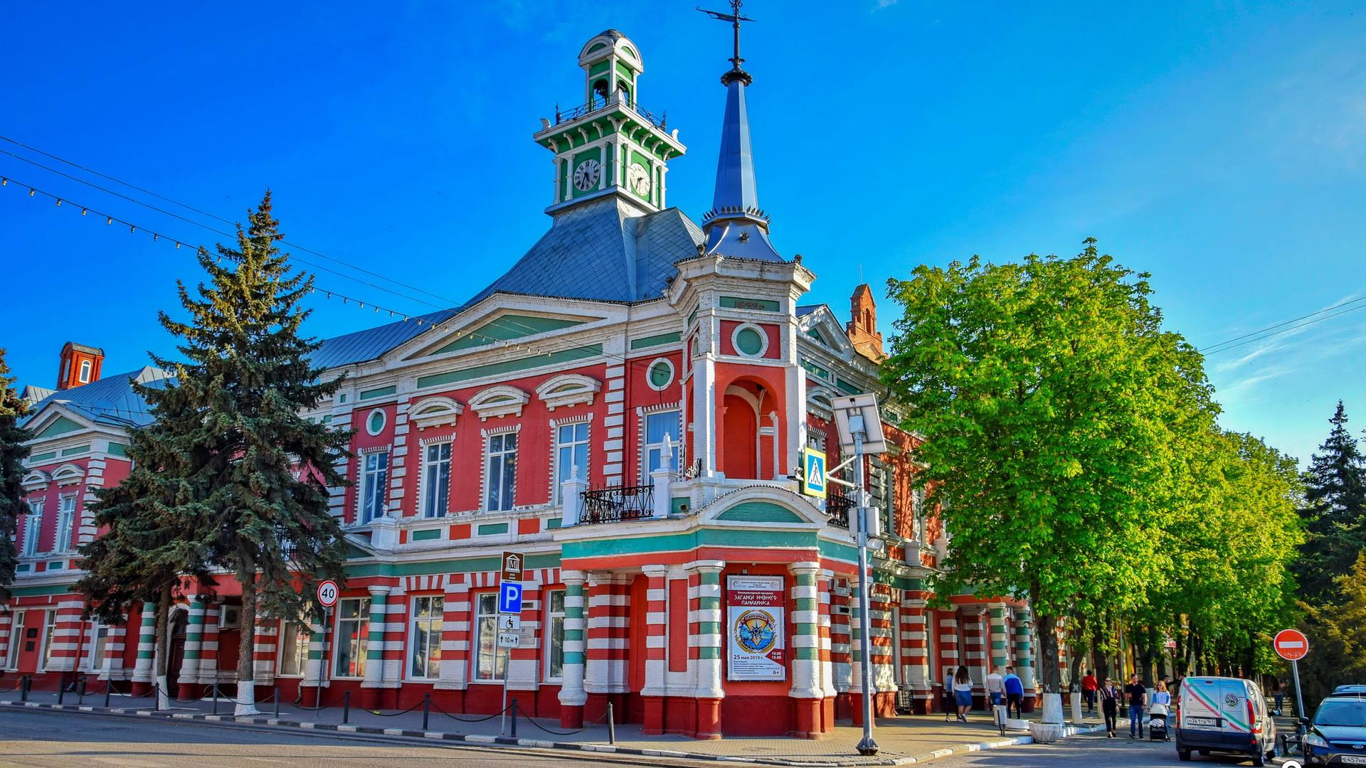 Азовский краеведческий музей, Азов