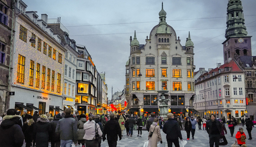 Улица Строгет, Копенгаген
