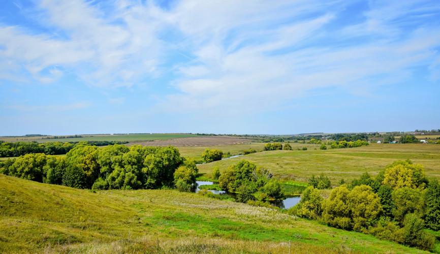 Пейзажи Тульской области
