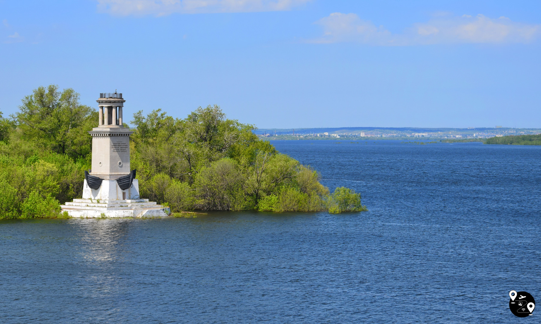 Начало Волго-Донского канала, Волгоград