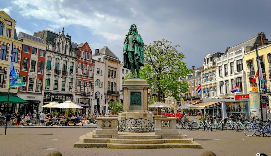 Площадь де Витта, Гаага