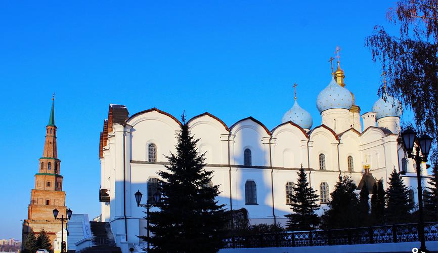 Благовещенский собор, Казань