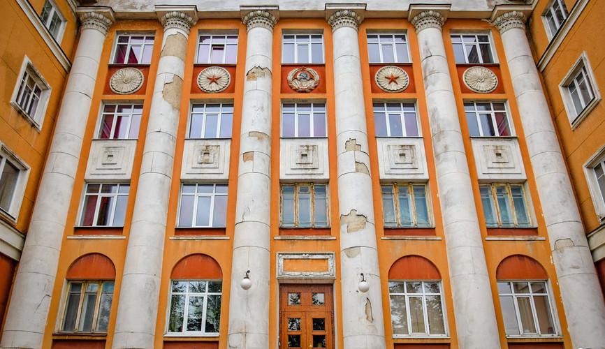Советская архитектура Твери