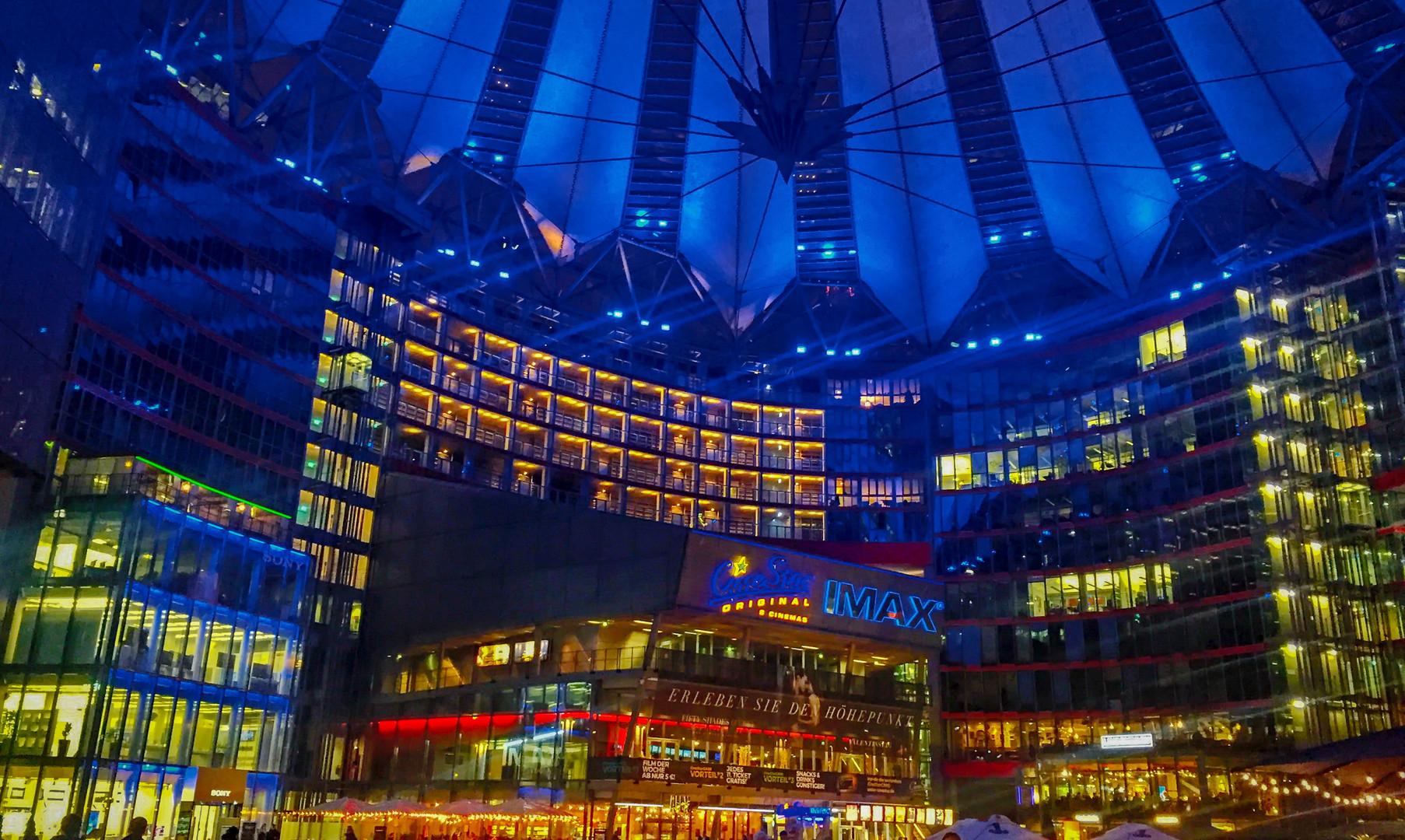 Сони Центр, Берлин