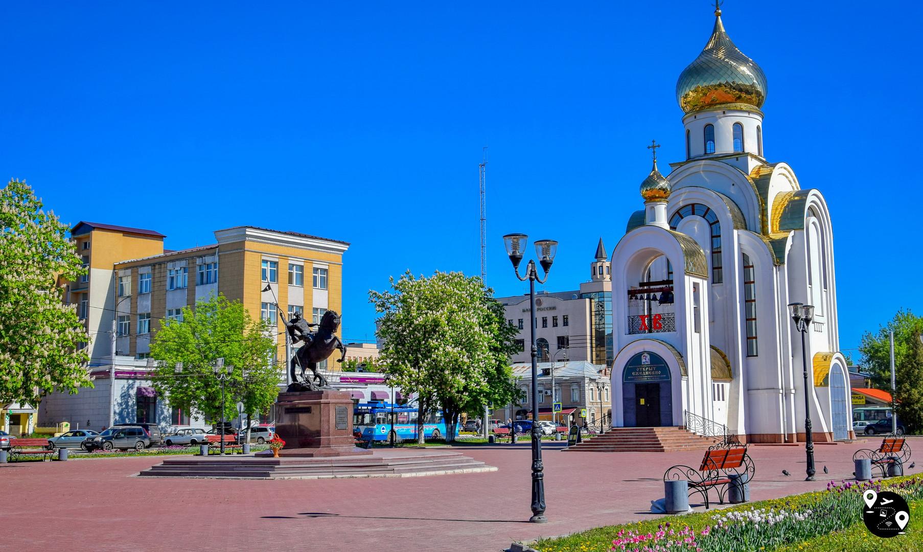 Площадь Победы, Иваново