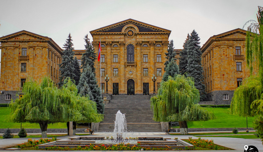 Национальное собрание Армении, Ереван