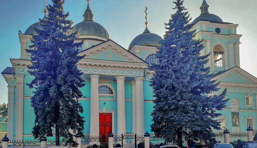 Преображенский собор, Белгород