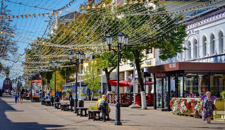 Почтовая улица, Рязань