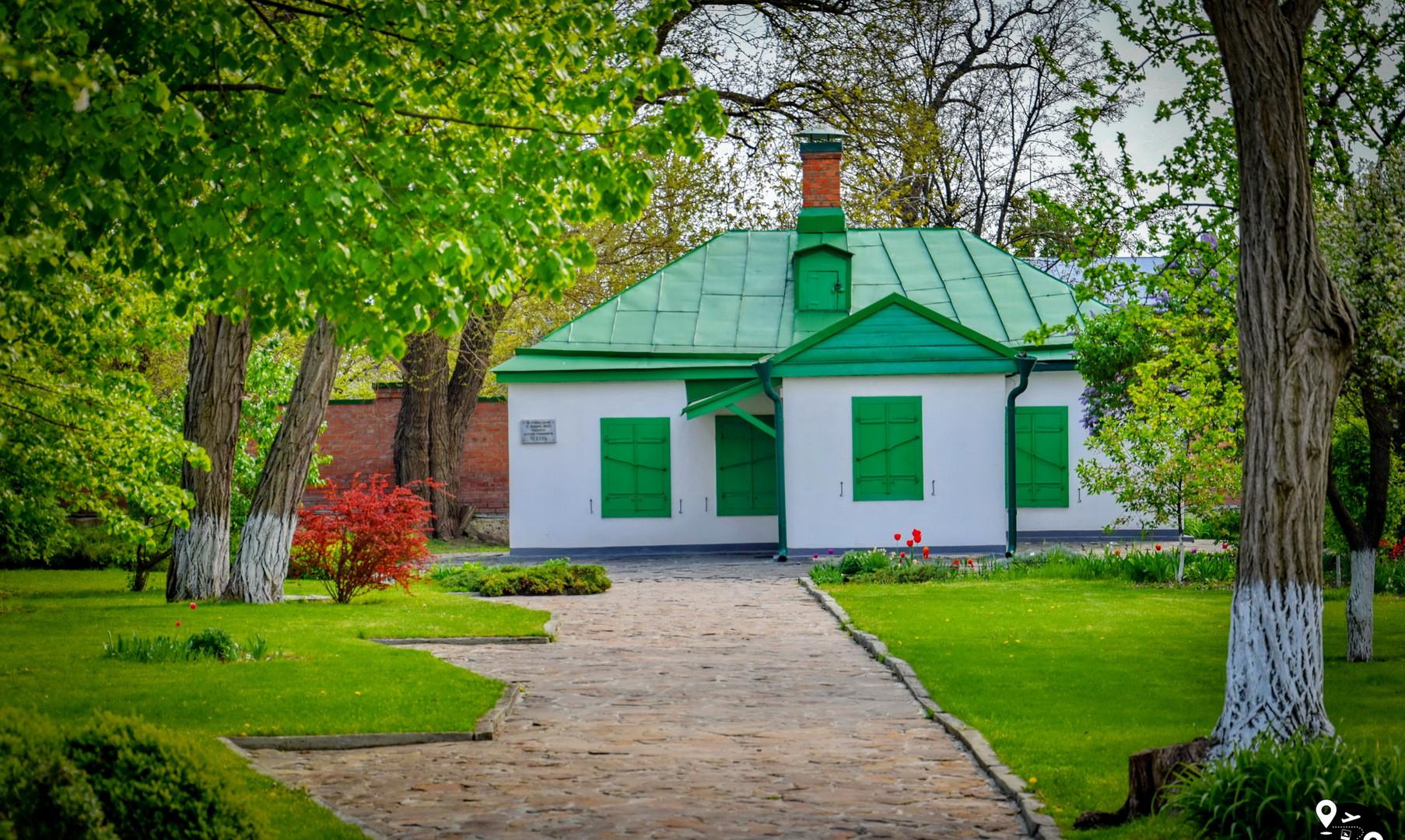 Дом А.П. Чехова, Таганрог