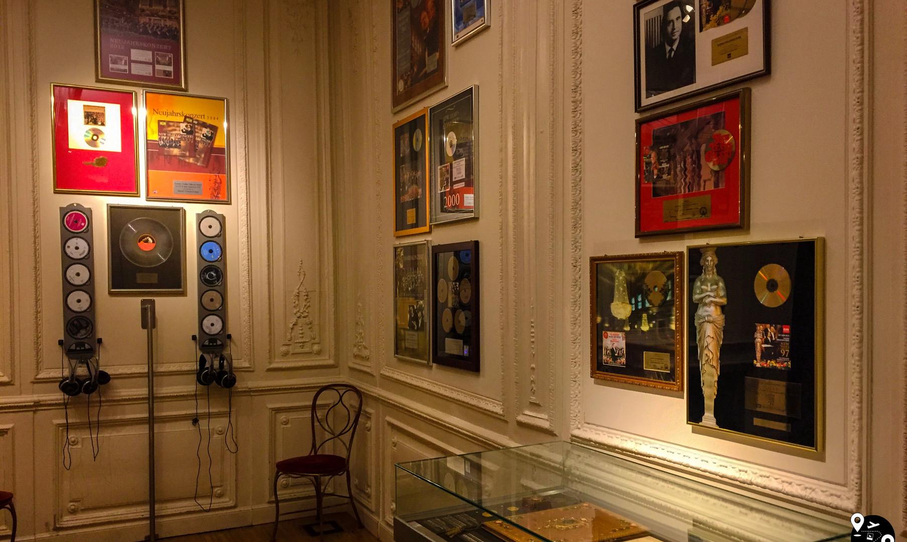 Музей истории музыки, Вена