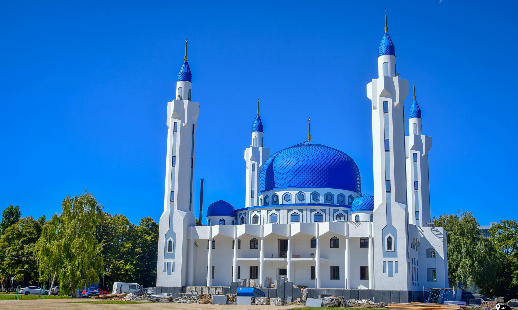 Соборная мечеть Адыгеи