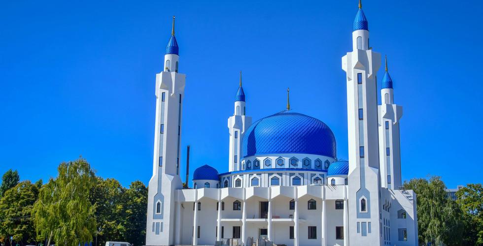 Соборная мечеть Адыгеи, Майкоп