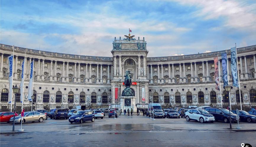 Дворец Хофбург, Вена