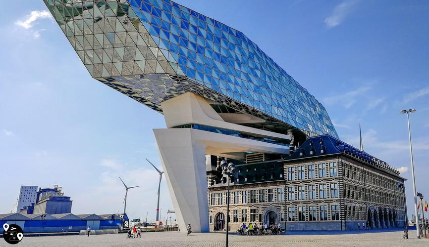 Новый порт, Антверпен