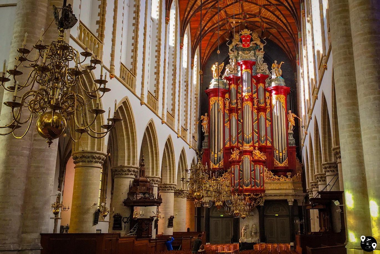 Церковь Святого Бавона, Гарлем