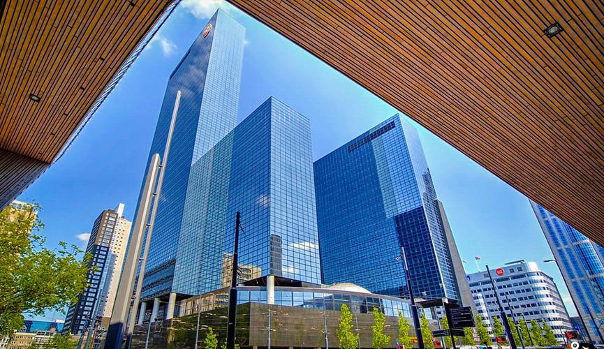 Центр Международной Торговли, Роттердам