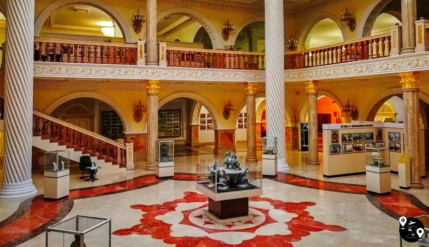Музей Ахмата Кадырова, Грозный