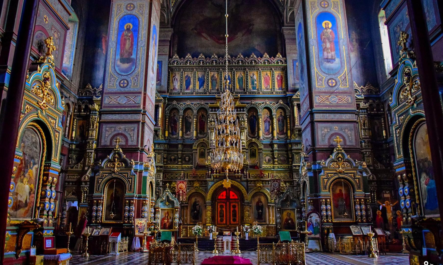 Вознесенский собор, Елец