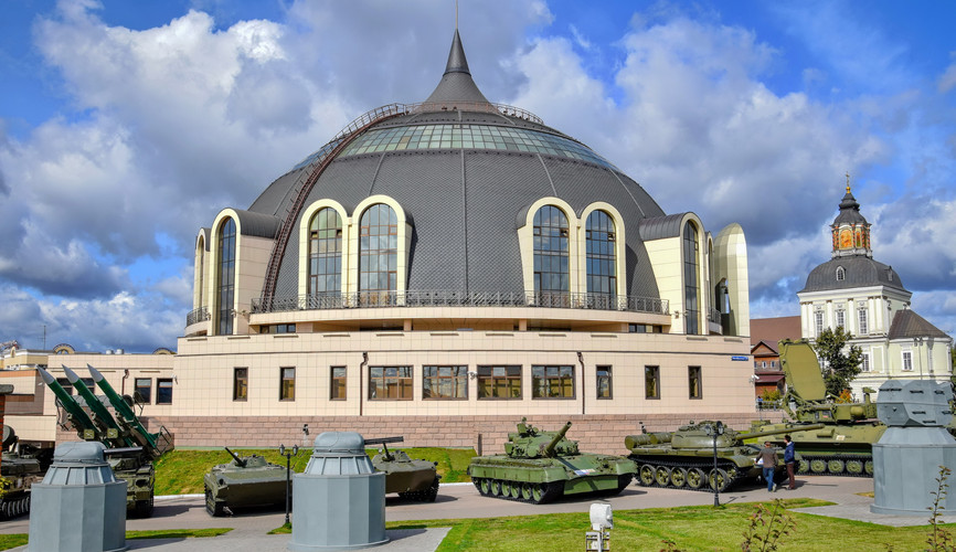 Музей оружия, Тула