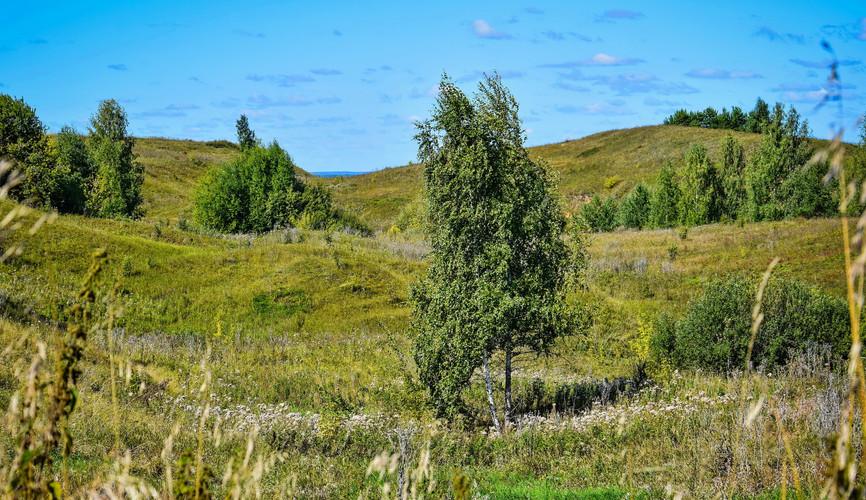 Пейзажи Рязанской области