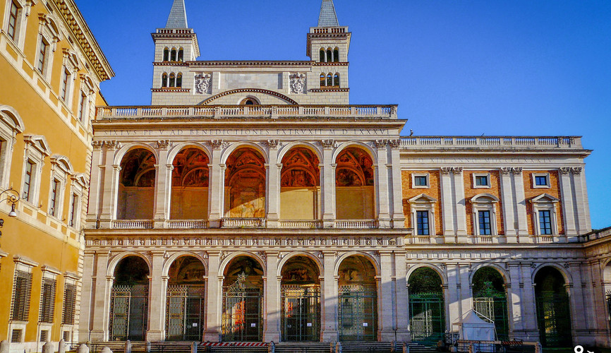 Латеранский дворец, Рим